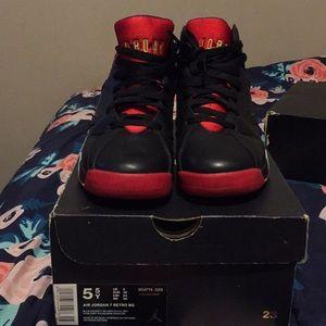 Air Jordan's retro 7s